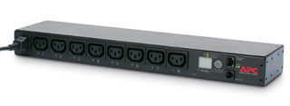 Switched Rack PDU